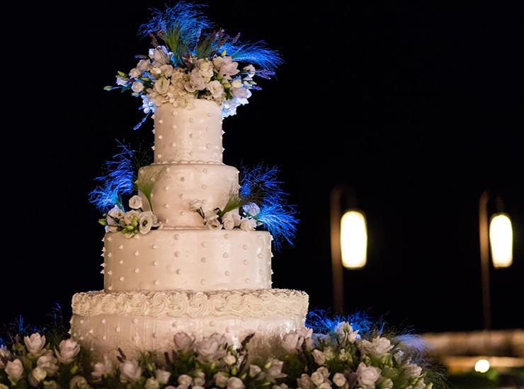 Wedding Cake : Esterno